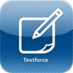 テキスト編集 Textforce for Dropbox