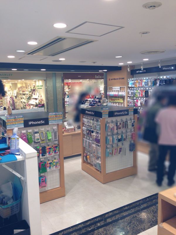 AppBank Store八重洲店 店内の様子